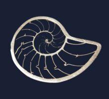 Nautilus upside down by Tanja Katharina Klesse