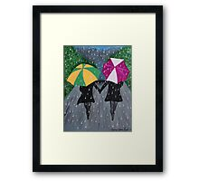 Sisterly Love 4 Framed Print