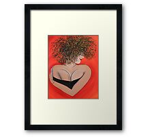 Love Thyself Framed Print