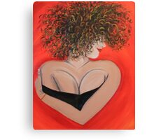 Love Thyself Canvas Print