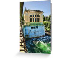 Washington Water Power Co. Greeting Card