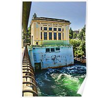 Washington Water Power Co. Poster
