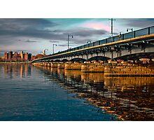 Harvard Bridge Photographic Print