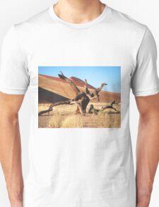 Dead tree Sossusvlei, Namibia, Africa T-Shirt