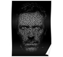 House MD made with text Poster