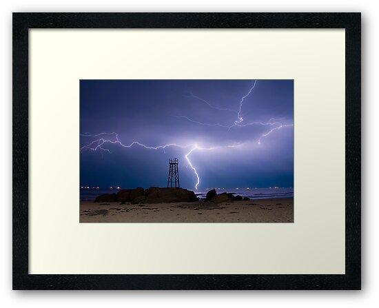 Lightning Blues by Naomi Frost