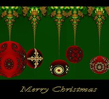 Oh Chirstmas Blulbs by Therese M Smith