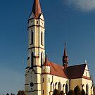 Tschenec Church by Oleksii Rybakov