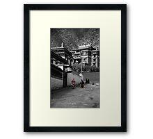 Nomad Women Framed Print