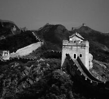 The Great Wall of China by imagesbyjillian