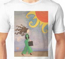 Diva Working Woman Unisex T-Shirt