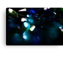 A Bokeh of Gems I Canvas Print