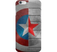 The Winter Soldier Shield iPhone Case/Skin