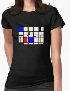 Modern Vibe 1 Womens Fitted T-Shirt