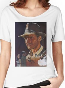 Raiders Of The Lost Ark Women's Relaxed Fit T-Shirt