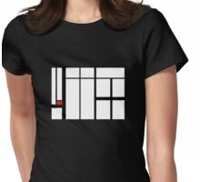 Modern Vibe 3 Womens Fitted T-Shirt