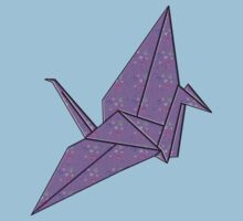 Origami Crane Kids Tee