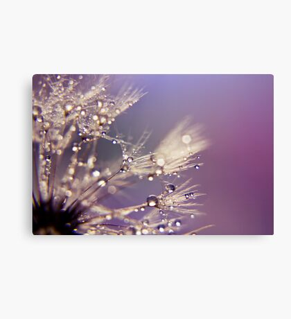 ~ I like nonsense, it wakes up the brain cells. Fantasy is a necessary ingredient in living. ~ Canvas Print