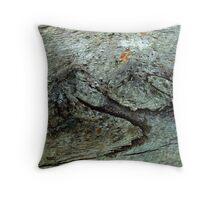 Twin Peak Mountain Throw Pillow