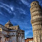 Leaning Tower of Pisa - again by NeilAlderney