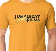 Junglecat Films Logo Unisex T-Shirt