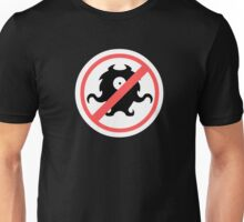GATE STREET HIGH - No Monsters Unisex T-Shirt