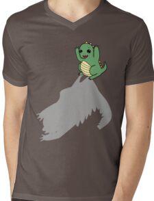 Little Dinosaur Mens V-Neck T-Shirt