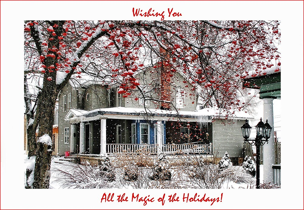 All the Magic of the Holidays by Nadya Johnson