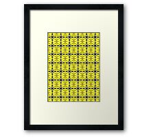 Pattern 2 Framed Print