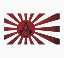 assassins creed japan Kids Clothes