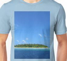 an inspiring Maldives landscape Unisex T-Shirt