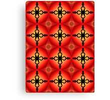 Pattern 3 Canvas Print
