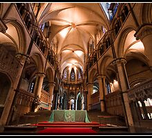 Canterbury Cathedral another look by Shaun Whiteman