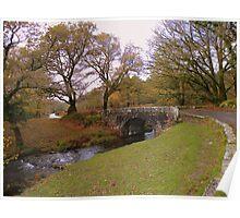 Dartmoor: Norsworthy Bridge Poster