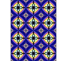 Pattern 4 Photographic Print