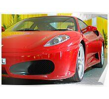 Ferrari 430 Poster