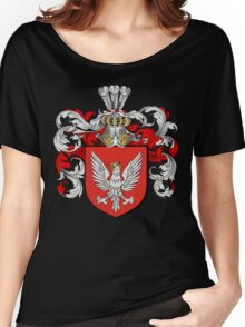 Family Coat of Arms Women's Relaxed Fit T-Shirt