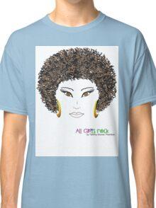 ALL GIRLS ROCK Classic T-Shirt