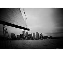 Boston as it Should be Seen Photographic Print