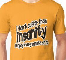 Insanity t-shirts T-Shirt