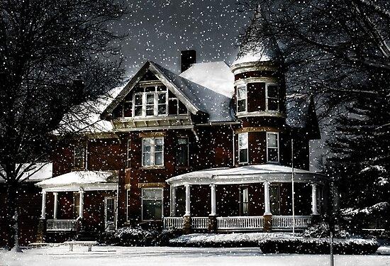 Twilight Snow by Nadya Johnson