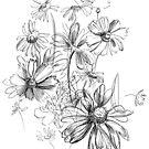 Flower by Svetlana Mikhalevich