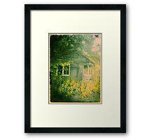 Age Old Framed Print