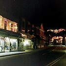 High Street at Night by Edward Denyer