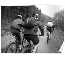 Afan Valley Riders Poster