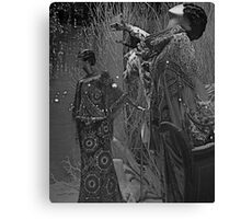 Winter Fashion II Canvas Print