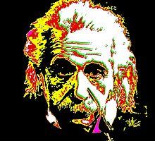 Albert the great by squigglemonkey