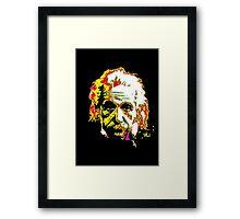 Albert the great Framed Print