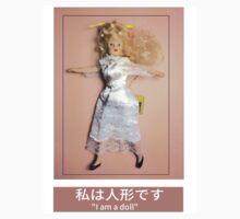I am a doll by Jasminnows123