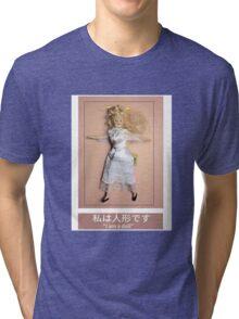 I am a doll Tri-blend T-Shirt